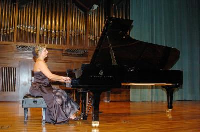 Mariana Gurkova. Concierto El piano de los grandes maestros