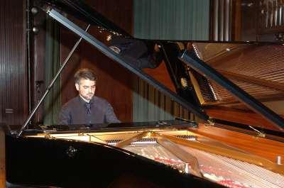Ignacio González Sánchez. Recital de piano