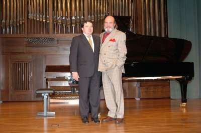 Manuel Escalante y Claudio Prieto. Concierto Homenaje a Claudio Prieto en su 70 aniversario - Aula de (Re)estrenos (51)