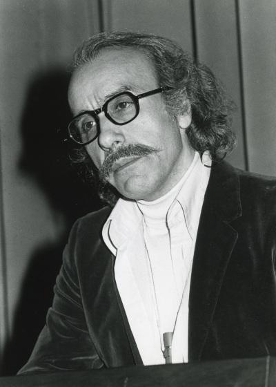 Francisco Nieva. Conferencia sobre Kokoschka y el teatro dentro del ciclo En torno a la Exposición Oskar Kokoschka