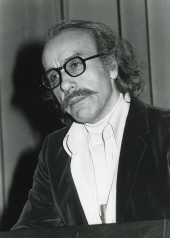 Francisco Nieva. Conferencia sobre Kokoschka y el teatro dentro del ciclo En torno a la Exposición Oskar Kokoschka , 1975