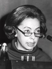 Aurora de Albornoz en el ciclo Literatura Viva