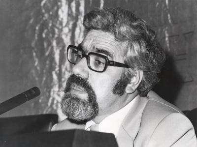 Basilio Losada en el ciclo Literatura Viva