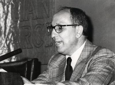 José Martín Recuerda en el ciclo Teatro Español Actual