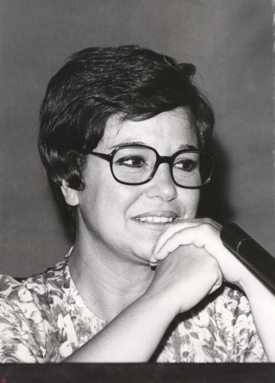 María Fernanda d' Ocón en el ciclo Teatro Español Actual