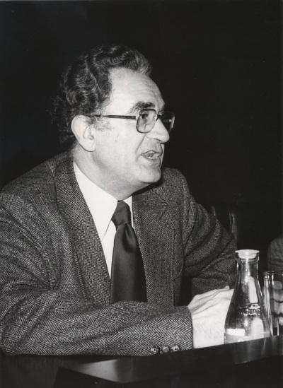 Francisco Marsá Gómez. Conferencia sobre Feijóo en el pensamiento político y social de la Ilustración dentro del ciclo Centenario de Feijóo