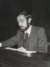 Francisco Villar Liébana. Conferencia sobre Feijóo en el pensamiento político y social de la Ilustración dentro del ciclo Centenario de Feijóo