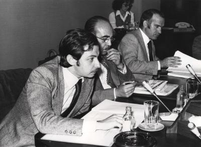 Juan Luis Cebrián en el ciclo sobre Lenguaje en Periodismo Escrito