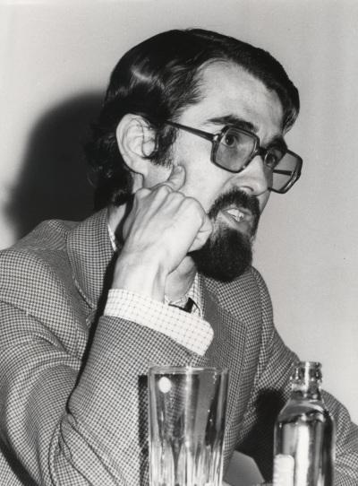 Daniel Giralt-Miracle. Conferencia sobre Kandinsky y la Bauhaus dentro del ciclo En torno a la Exposición Kandinsky