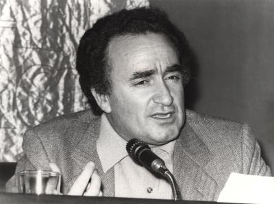 Xesús Alonso Montero. Conferencia sobre Celso Emilio Ferreiro dentro del ciclo Cuatro escritores gallegos