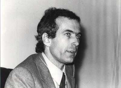 Germain Viatte. Conferencia sobre Julio González, la línea en el espacio. Conferencia inaugural de la Exposición Julio González