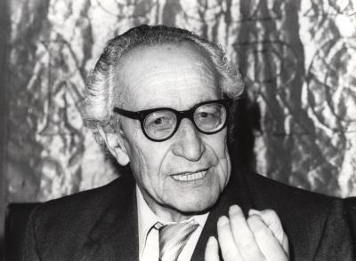 Rafael Martínez Nadal. Conferencia sobre Lorca en mi recuerdo: siete viñetas dentro del ciclo Cuatro lecciones sobre Federico García Lorca