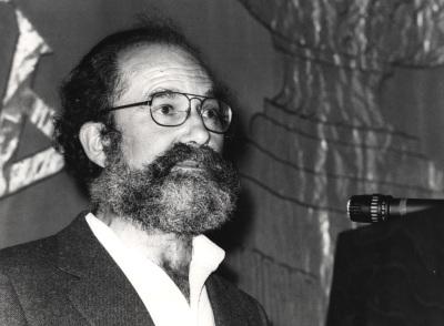 Diego Catalán. Conferencia sobre Hallazgo de una poesía marginada dentro del ciclo El romancero, hoy