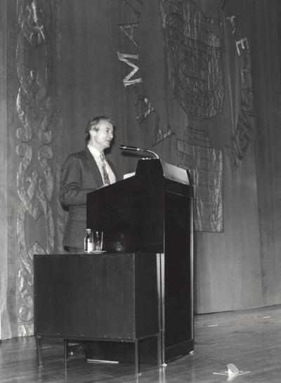 Roy Lichtenstein. Conferencia inaugural de la Exposición Roy Lichtenstein 1970-1980