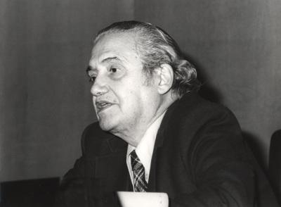 Emilio Orozco. Conferencia sobre Introducción. Poesía y Mística dentro del ciclo La poesía de San Juan de la Cruz (1983)