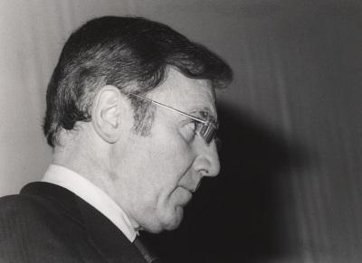 Rodolfo Urbistondo. Conferencia sobre La ingeniería hidráulica: Manuel Lorenzo Pardo dentro del ciclo La ingenieria española en el siglo XX