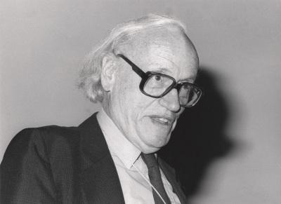 Werner Schmalenbach. Conferencia sobre El arte espiritual de un solitario. Conferencia inaugural de la Exposición Julius Bissier