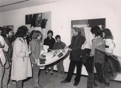 Robert Rauschenberg. Exposición Robert Rauschenberg