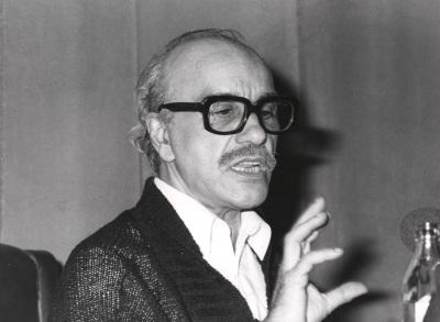 Francisco Nieva. Conferencia sobre Los escenógrafos dentro del ciclo Teatro Español del siglo XX