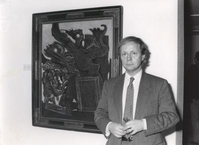 Werner Spies. Conferencia sobre La estética de Max Ernst. Conferencia inaugural de la Exposición Max Ernst