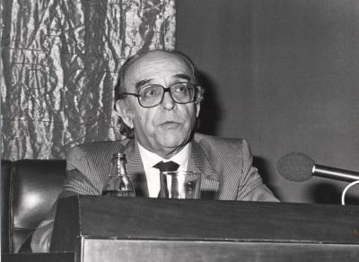 José García Paredes. Conferencia sobre Paisajes con arquitectura dentro del ciclo Arte, Paisaje y Arquitectura