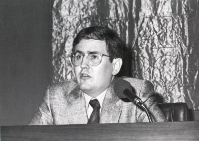 Juan Manuel Bonet. Conferencia inaugural de la Exposición Arte español en Nueva York (1950-1979). Colección Amos Cahan