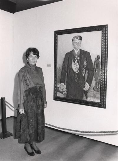 Sabine Fehlemann. Conferencia inaugural de la Exposición Obras maestras del Museo de Wuppertal: de Marées a Picasso