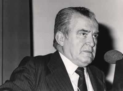 Antonio Blanco Freijeiro en el ciclo La romanización de Hispania