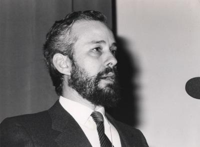 José Manuel Cruz Valdovinos. Conferencia sobre Las artes industriales dentro del ciclo El Madrid de Carlos III
