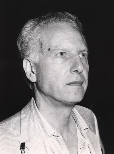 J. M. Lowenstein en el curso sobre La evolución del genoma