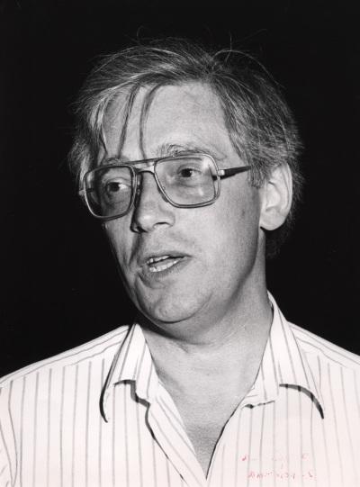 John E. Walker en el curso sobre La evolución del genoma