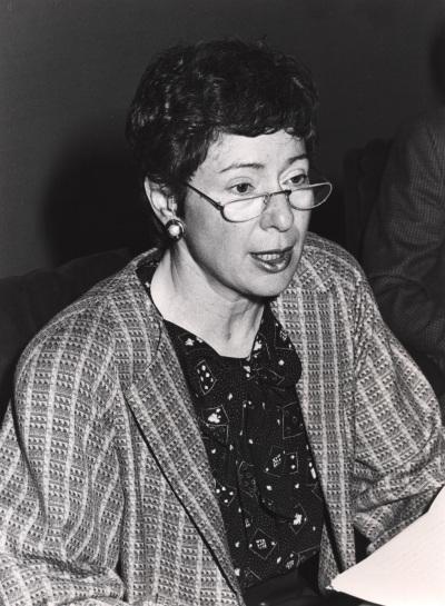 Suzanne Berger. Conferencia sobre Neodentro del ciclo Liberalism and its Origins dentro del ciclo Cuatro lecciones de Ciencia Política