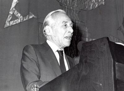 Leo Castelli. Conferencia inaugural de la Exposición Colección Leo Castelli
