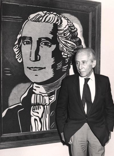 Leo Castelli. Exposición Colección Leo Castelli