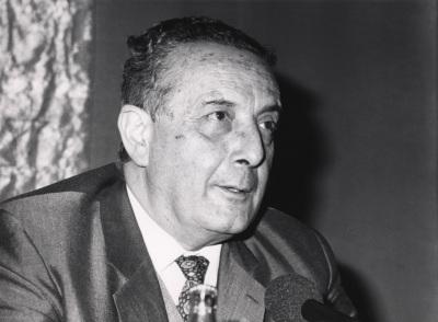 José Ignacio Tellechea en el ciclo Ignacio de Loyola: solo y a pie