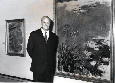 Arnaud de Hauterives. Conferencia sobre Monet inventor de la pintura moderna Conferencia inaugural de la Exposición Monet en Giverny - Cuatro lecciones sobre Monet