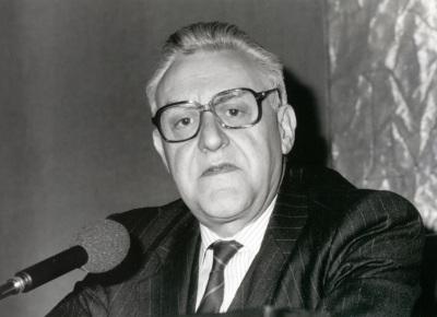 Joseph Pérez. Conferencia sobre Fuente Ovejuna en la historia dentro del ciclo En torno a 'Fuente Ovejuna'