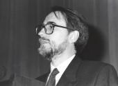 Juan Tamargo. Conferencia Control of the circulation by chemical mediators from the endothelium - La inflamación , 1993