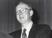 Bengt Samuelsson. Conferencia The role of Leukotrienes in inflammation - La inflamación , 1993