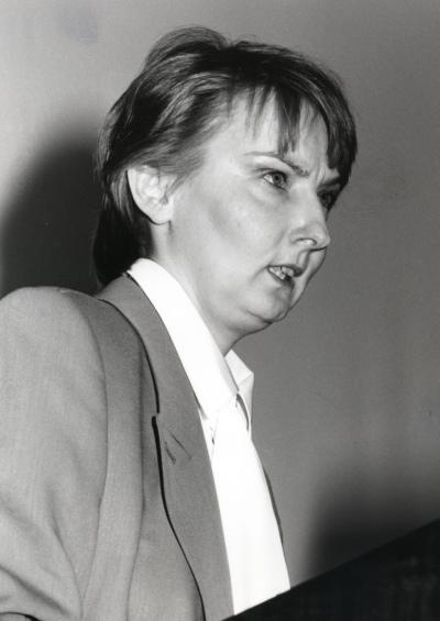 Magdalena M. Moeller. Conferencia sobre Das Brücke-Museum in Berlin, conferencia inaugural de la exposición Arte expresionista alemán Brücke - Cuatro lecciones sobre el 'Puente'