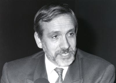 Ismael Fernández Cuesta. Conferencia sobre El gregoriano de Carlomagno dentro del ciclo Dos mil años de gregoriano