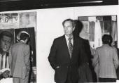 Ernest Beyeler. Exposición Arte USA, 1977
