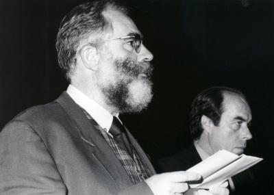 Álvaro Martínez Novillo. Conferencia sobre Libros y lectura en el Humanismo y Renacimiento dentro del ciclo Libros y lecturas: cinco momentos históricos