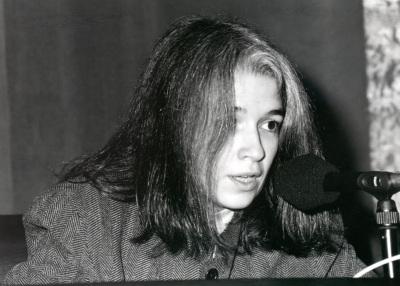 Belén Gopegui en Encuentros con Carmen Martín Gaite
