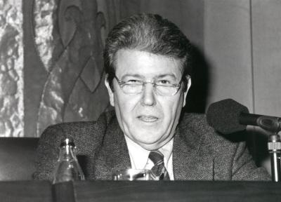 Jorge Erralde en Encuentros con Carmen Martín Gaite