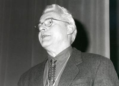 Walter Keller en el XVI Ciclo de conferencias sobre Biología