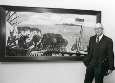Klaus Gallwitz. Exposición restrospectiva Max Beckmann