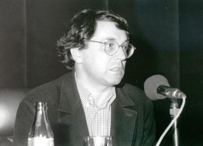 Andrés Trapiello. Conferencia sobre El odioso y yo. Vida y literatura dentro del ciclo El escritor de diarios