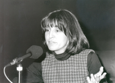 Mª Helena Gómez de Freitas Da Cunha E Sá. Conferencia sobre Amadeo: abismo azul dentro del ciclo La cultura portuguesa a comienzos del siglo XX