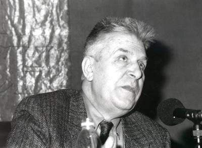 Leopoldo Azancot. Conferencia sobre Marc Chagall: Una vida judía dentro del ciclo Marc Chagall: Tradiciones judías